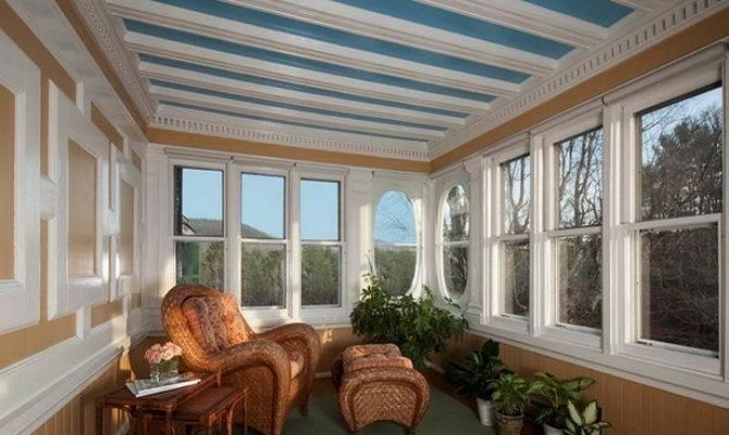 enclosed front porch designs house
