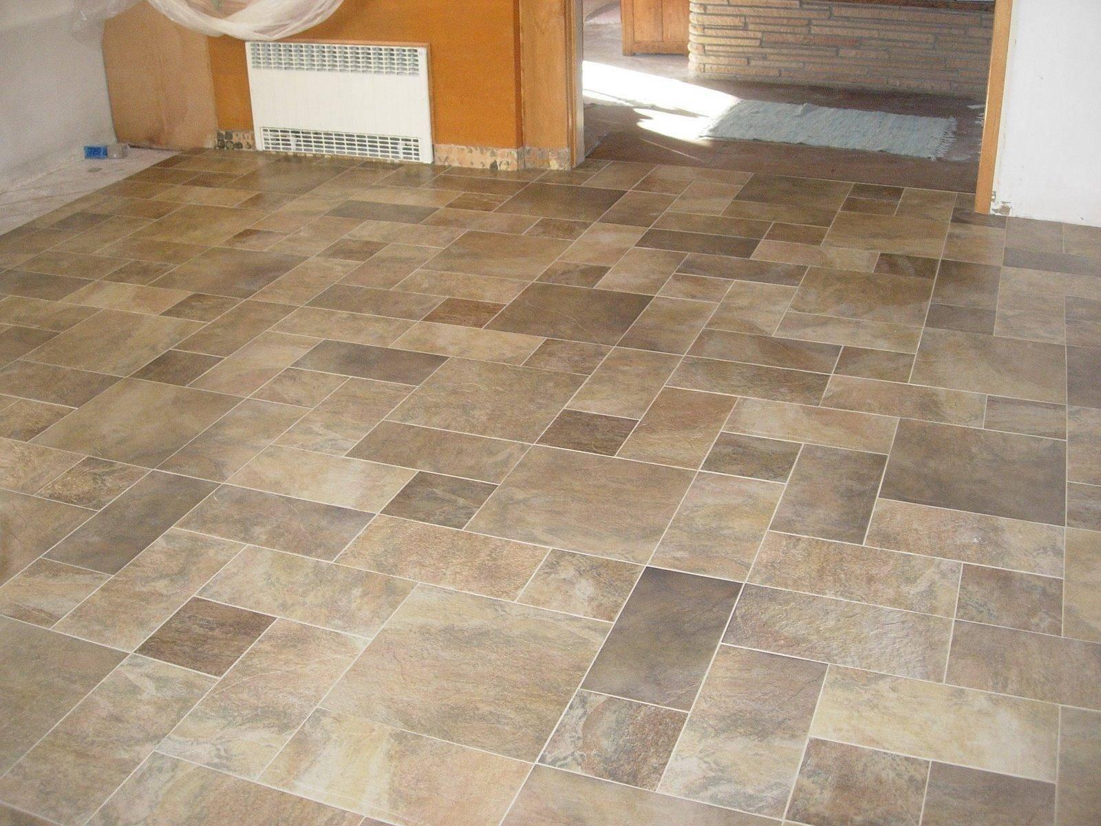 inspiring tile floor design ideas 18