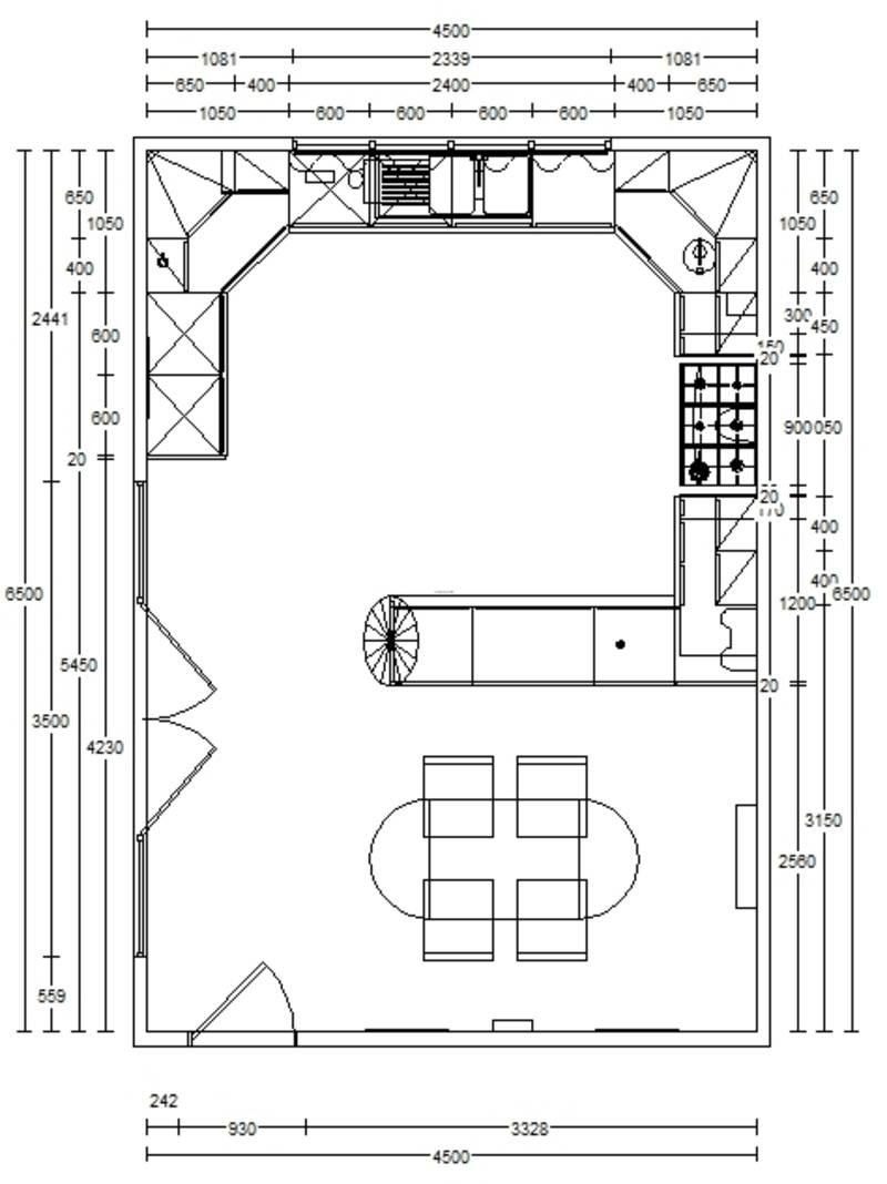 Kitchen Floor Plan Ideas   Novocom.top