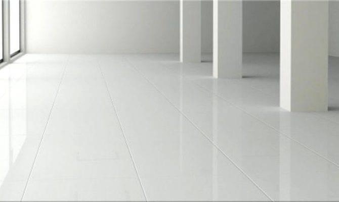 large white floor tiles thematador