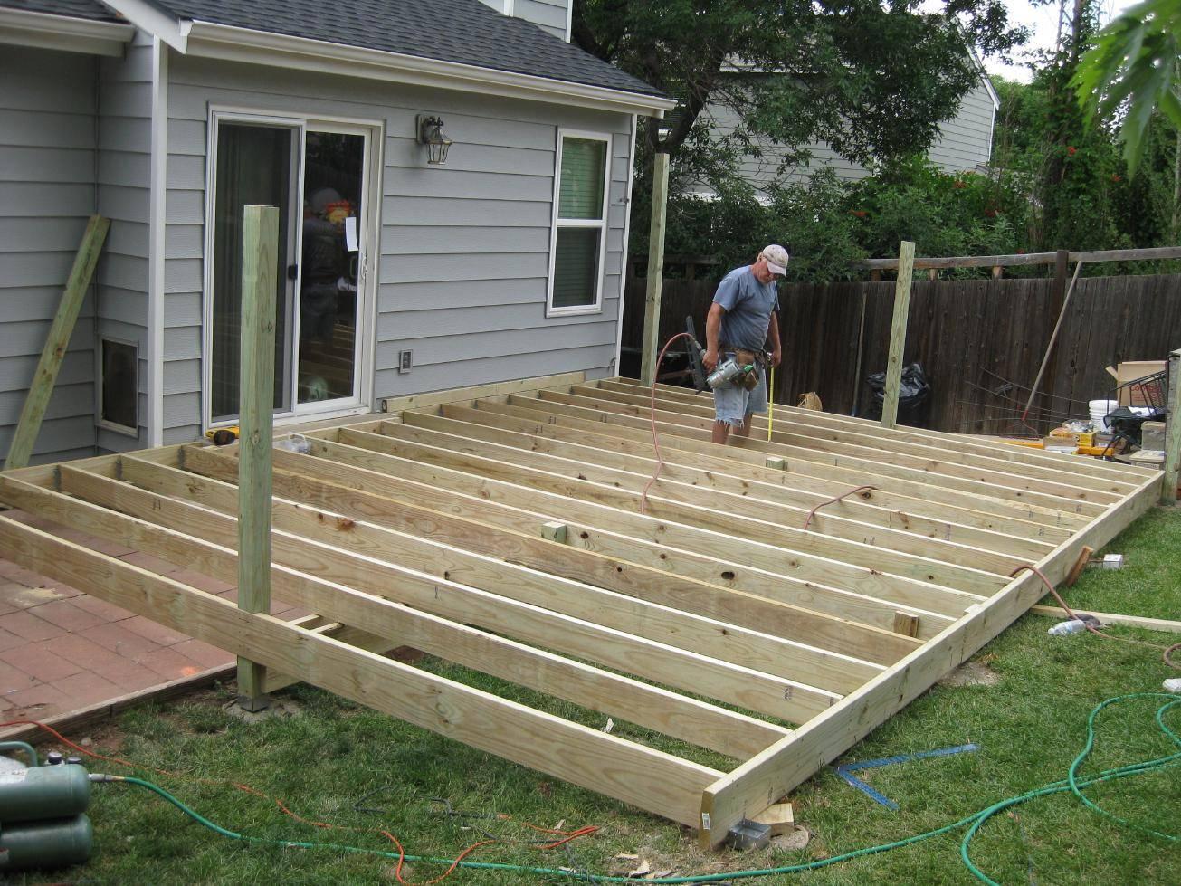 wood patio deck design designs multidao