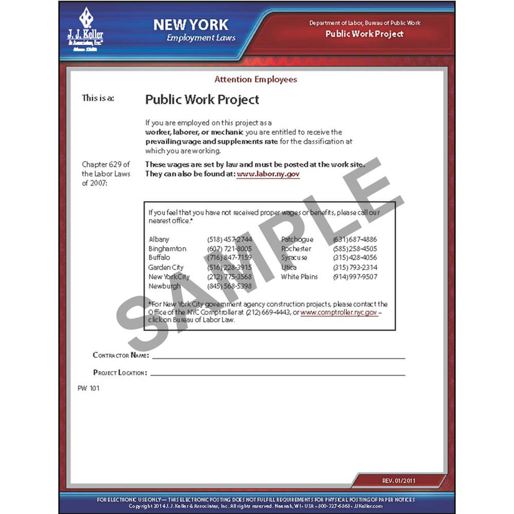 new york public work project poster