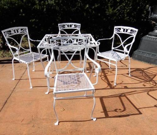 salterini antiques garden decor and