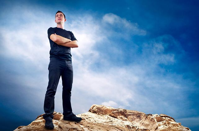 Have a Strong Posture - Confidence