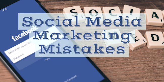 Image result for Seven Mistakes Made During Marketing by Social media
