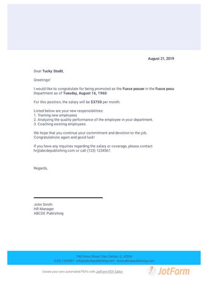 Two Weeks Notice Letter Pdf Templates Jotform