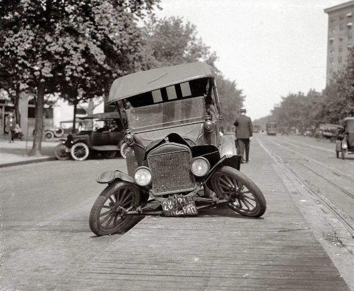 Старые автофото