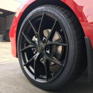 Honda Accord Wheel Package
