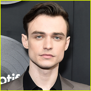Thomas Doherty Explains Why He Isn't Vaccinated Yet, Talks About Recently Battling COVID-19