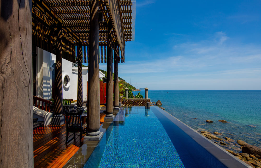 Vietnam -InterContinental Danang Sun Peninsula Resort