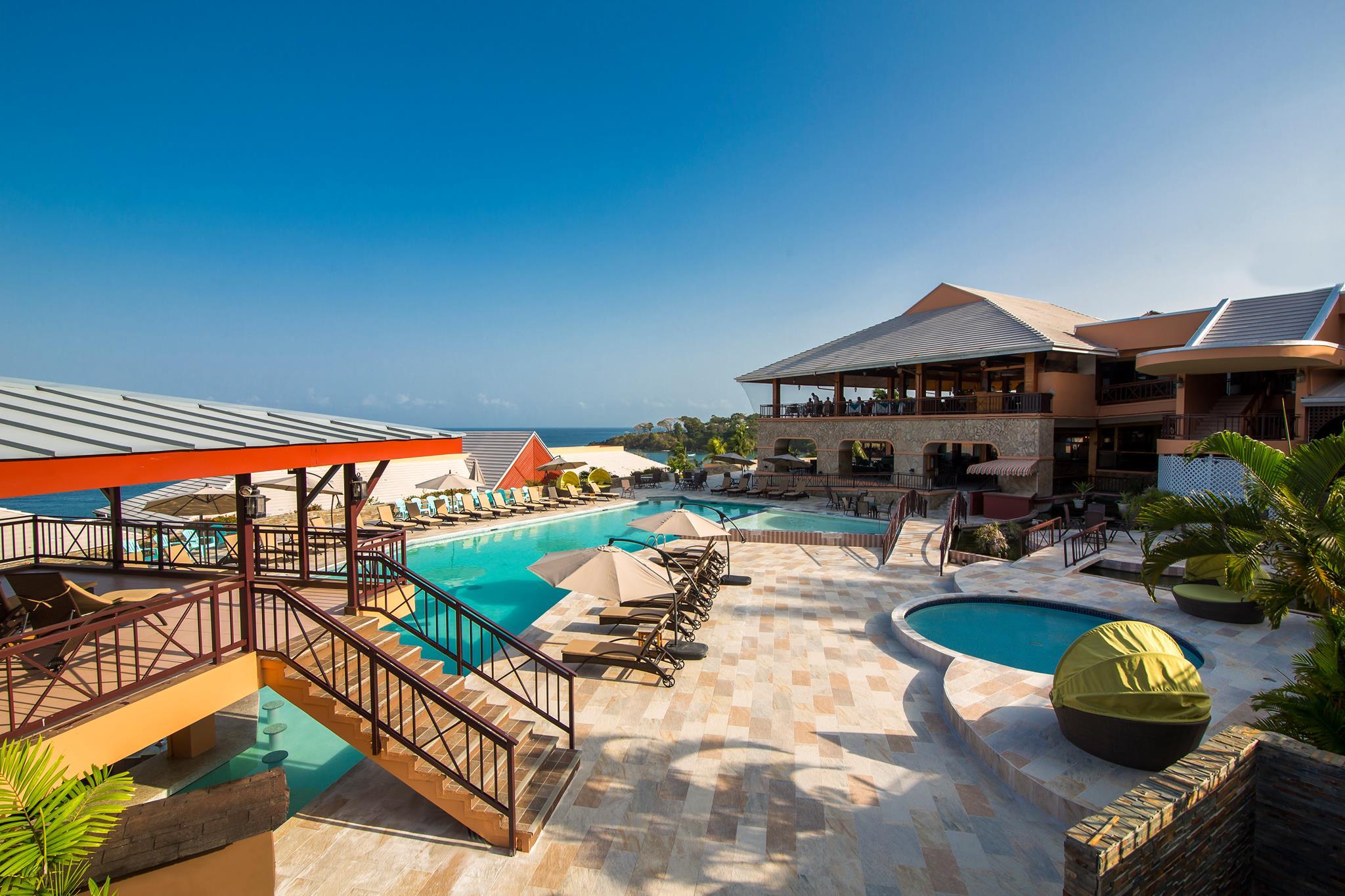 Tobago -Le Grand Courlan Spa Resort