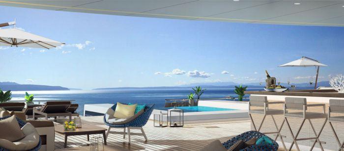 The Ritz-Carlton Yacht