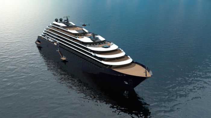 The Ritz Carlton Yacht