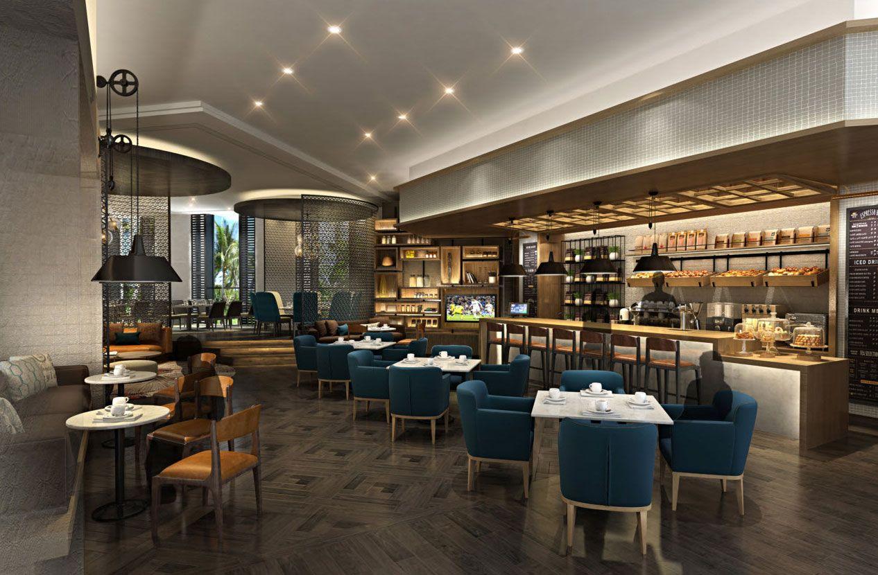 Hilton Sao Paulo Morumbi Spent 2 Million On A New Lobby Caf