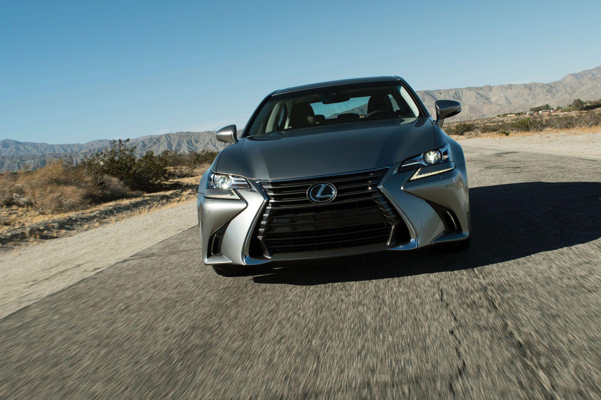 Lexus Revs Up Pebble Beach with Their 2016 LX 570 SUV & Three GS