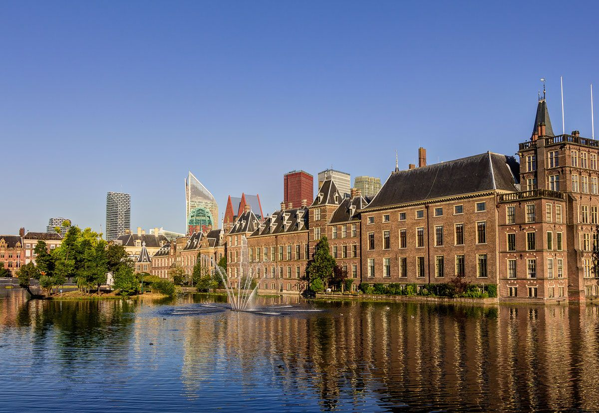 The Hague Home To Hollands Royal Family Seaside Resorts