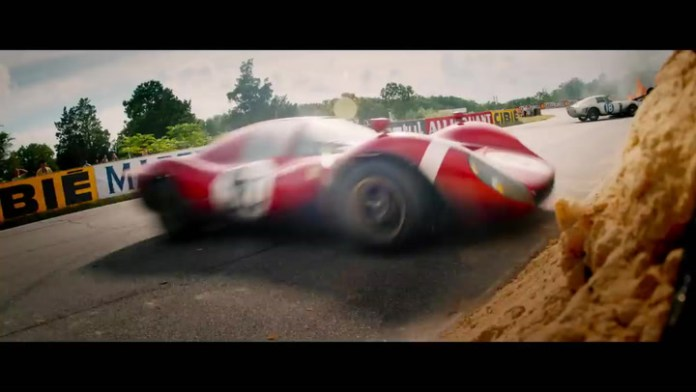 Trailer for the movie Le Mans'66