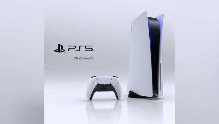 Así es la nueva PlayStation 5, de Sony