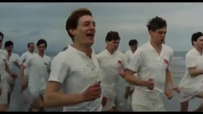 Official trailer of 'Chariots of fire'