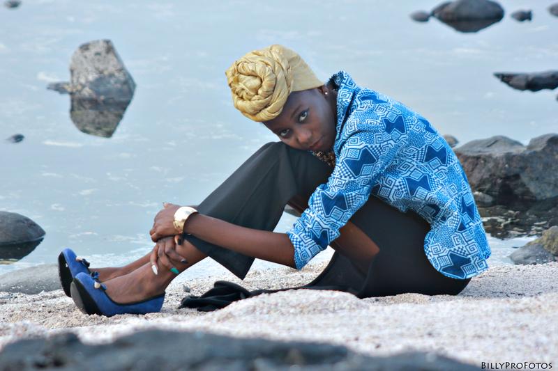 Glam'ART 3 - SOKHNA MAGUETTE WADE - Modèle débutant de 25ans à Dakar