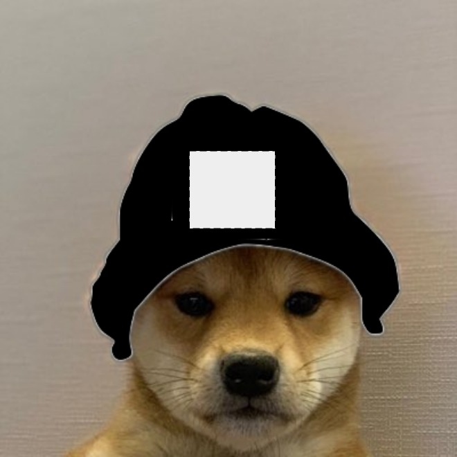 Dog With Hat Meme Maker
