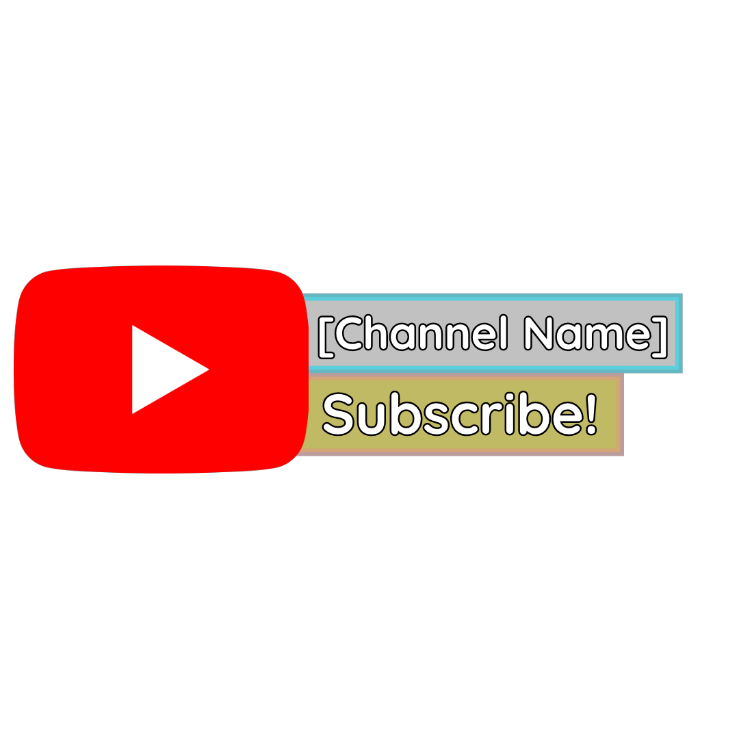 Youtube Logo Png Maker Free Template