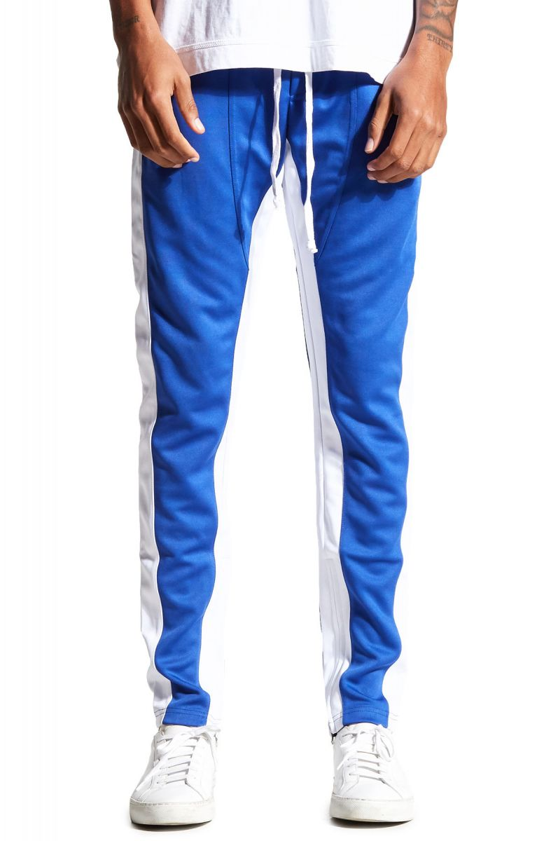 CRYSP Track Pants OG Blue White