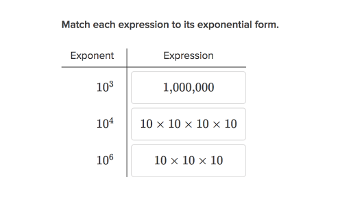 Worksheet Ten Multiplying Powers Decimals