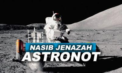 Inilah Nasib Jenazah Astronaut yang Gugur Saat Bertugas