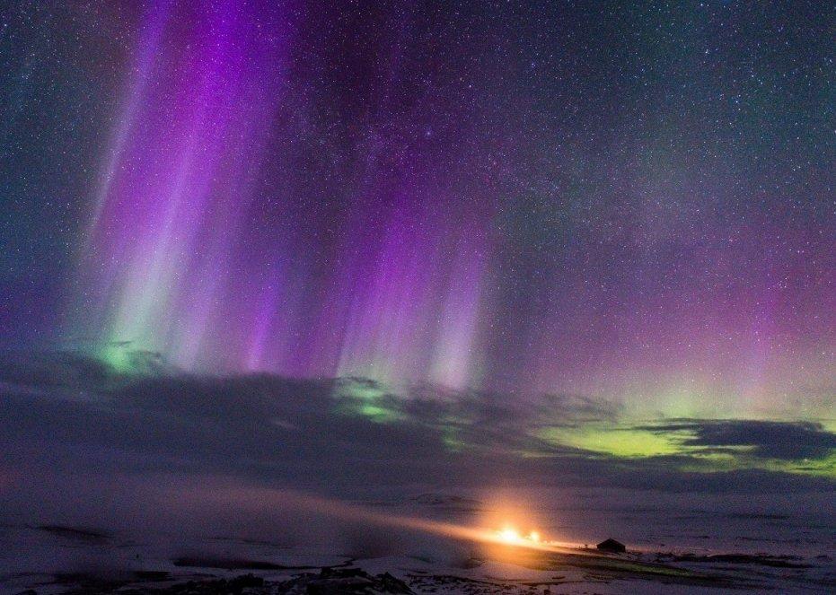 Northern Lights Iceland December