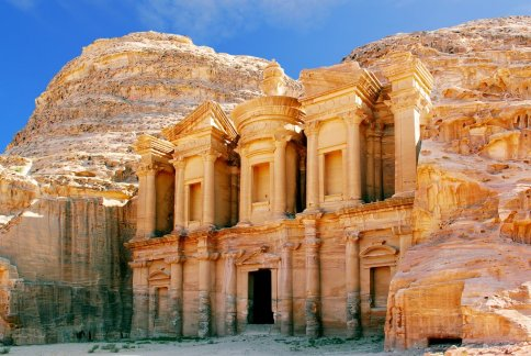 Image result for Hike an Ancient Route to Petra in Jordan