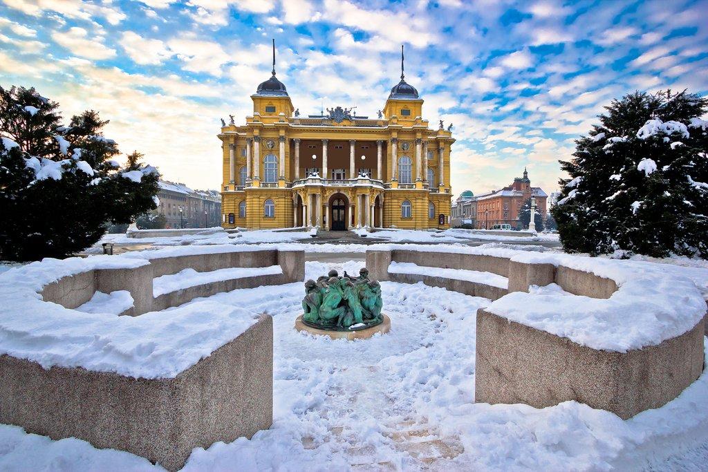 Croatia - Zagreb -