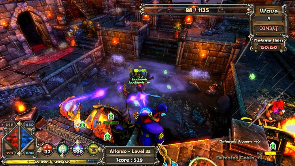 Dungeon Defenders Collection Steam Gift Buy On Kinguin