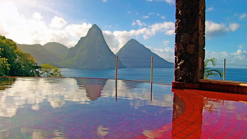 Jade Mountain At Anse Chastanet Soufrire St Lucia