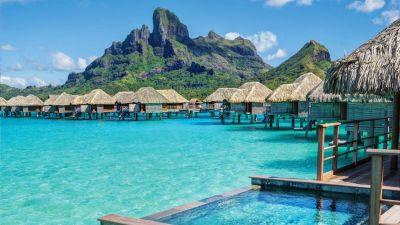 Four Seasons Resort Bora Bora, Bora Bora, French Polynesia