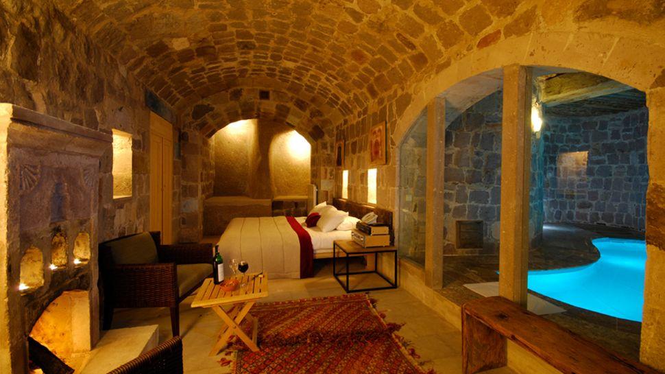 Argos In Cappadocia City Country