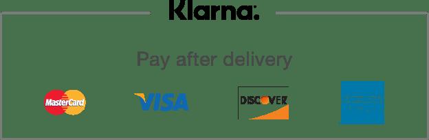 Klarna Checkout betalningsmöjligheter