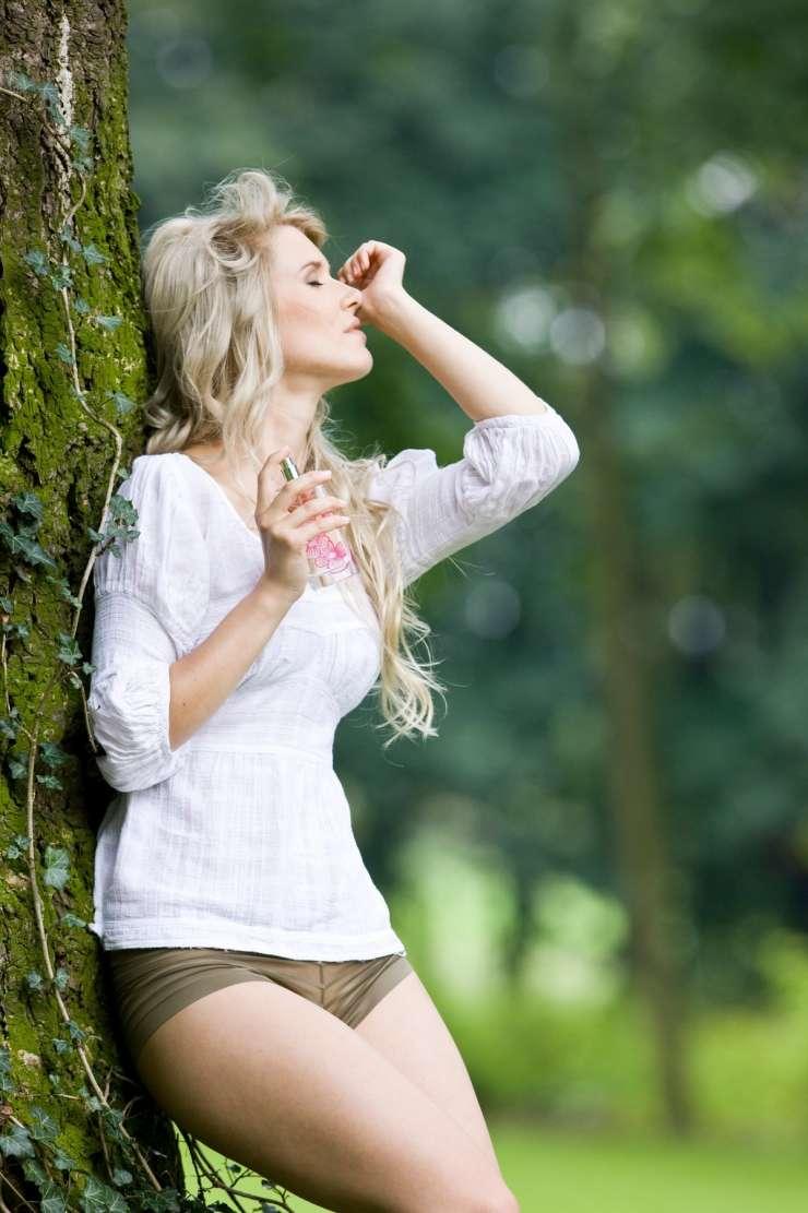 Kako podaljšati obstojnost parfuma ?