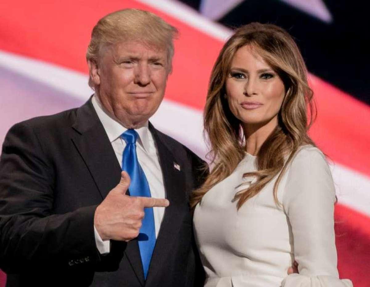 Melania Trump potrdila: vračam se v Slovenijo.