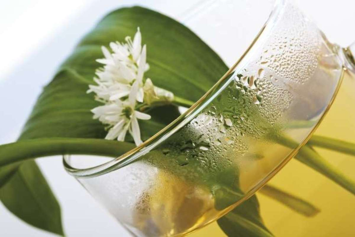 Recept: Domač čemažev sok za razstrupljanje organizma.