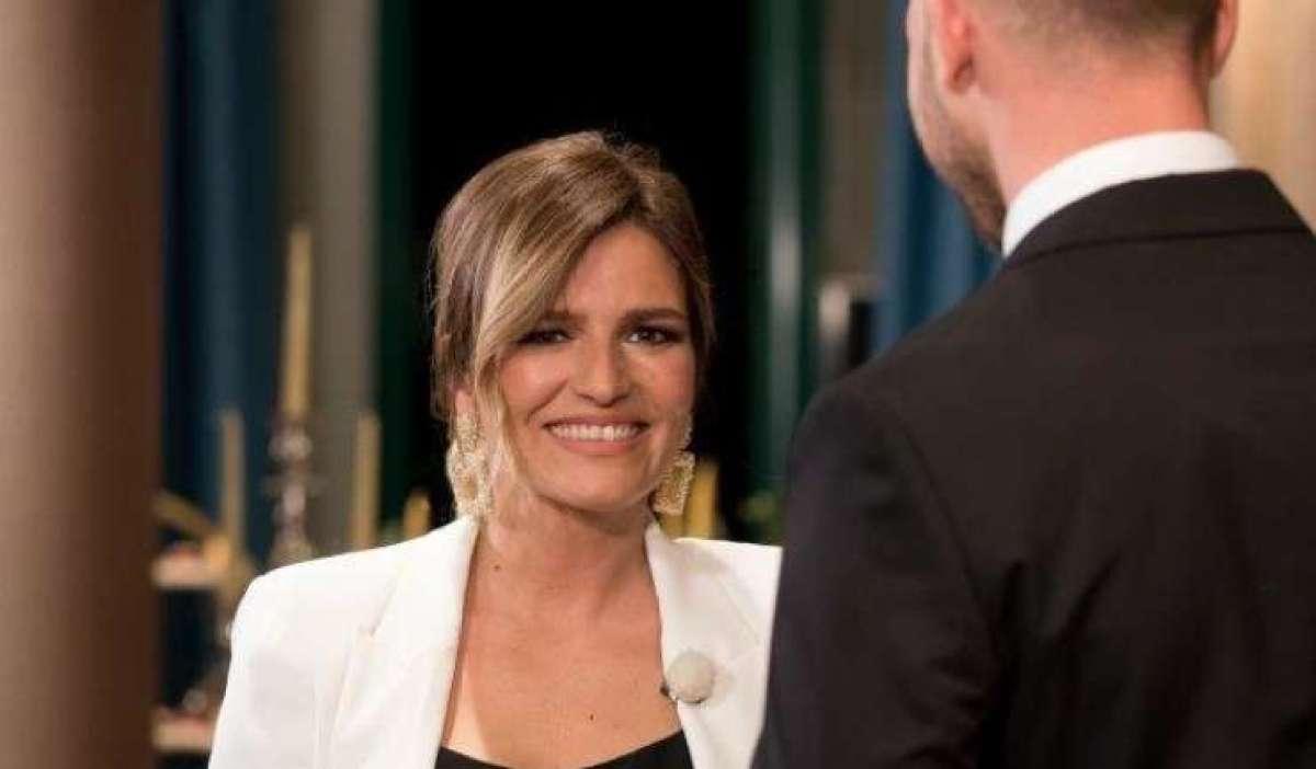 Producentka in voditeljica Antonija Blaće, ki smo jo pri nas spoznali v hrvaškem šovu Sanjski moški.