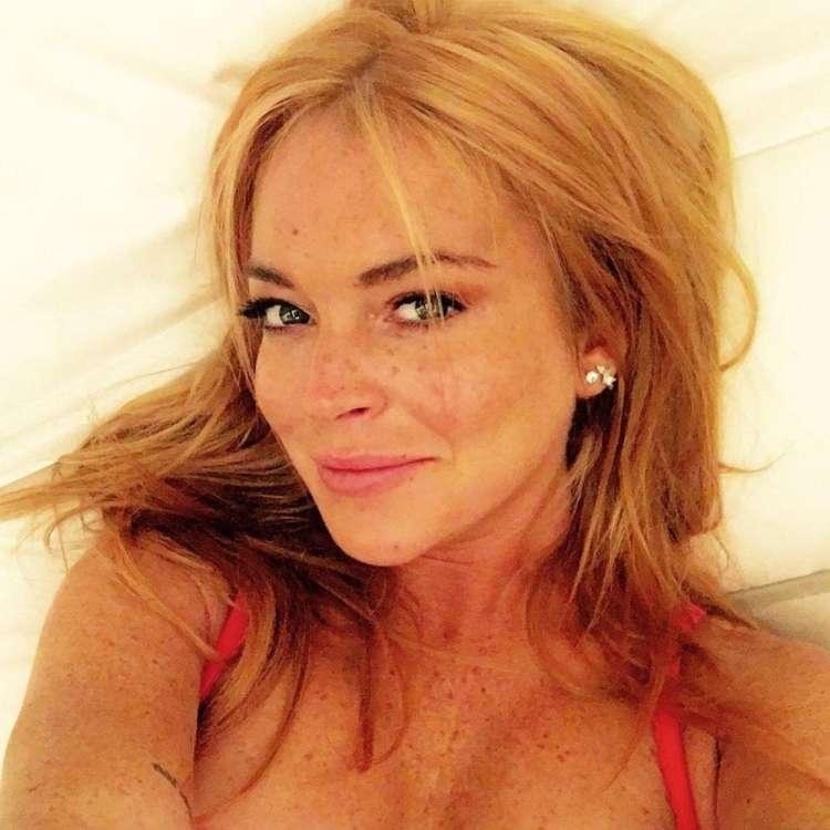 Takšna je Lindsay Lohan po karanteni