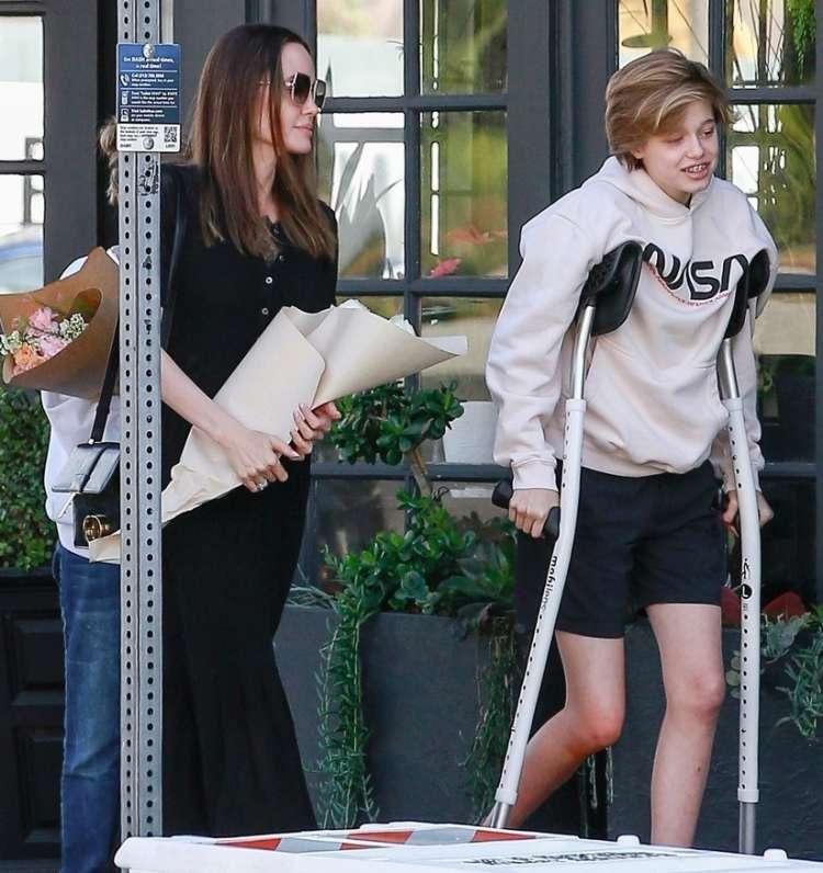 Nič več podobna dečku: Je to res hčerka Brada in Angeline ?!