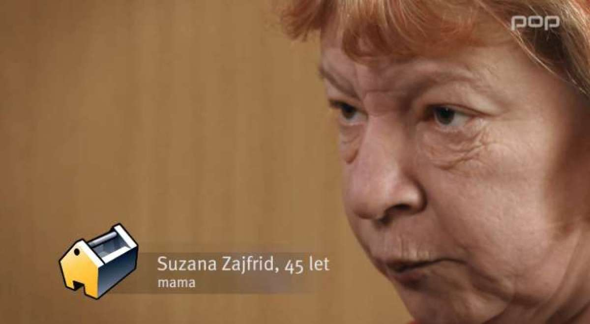 Suzana Zajrid - Delovna akcija