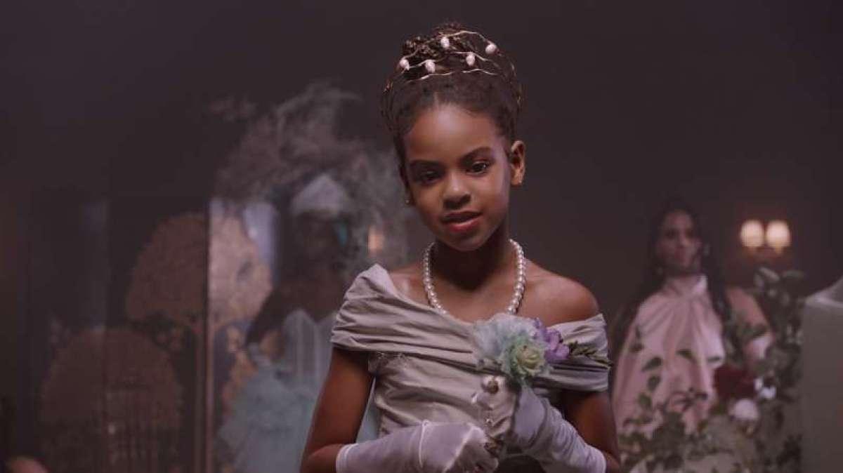 Devetletna hčerka pevke Beyoncé piše zgodovino.