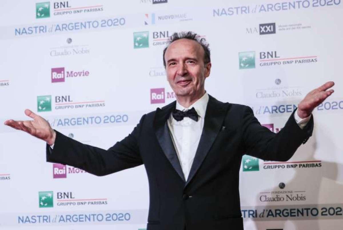 Beneški filmski festival bo letos slavil Roberta Benignia