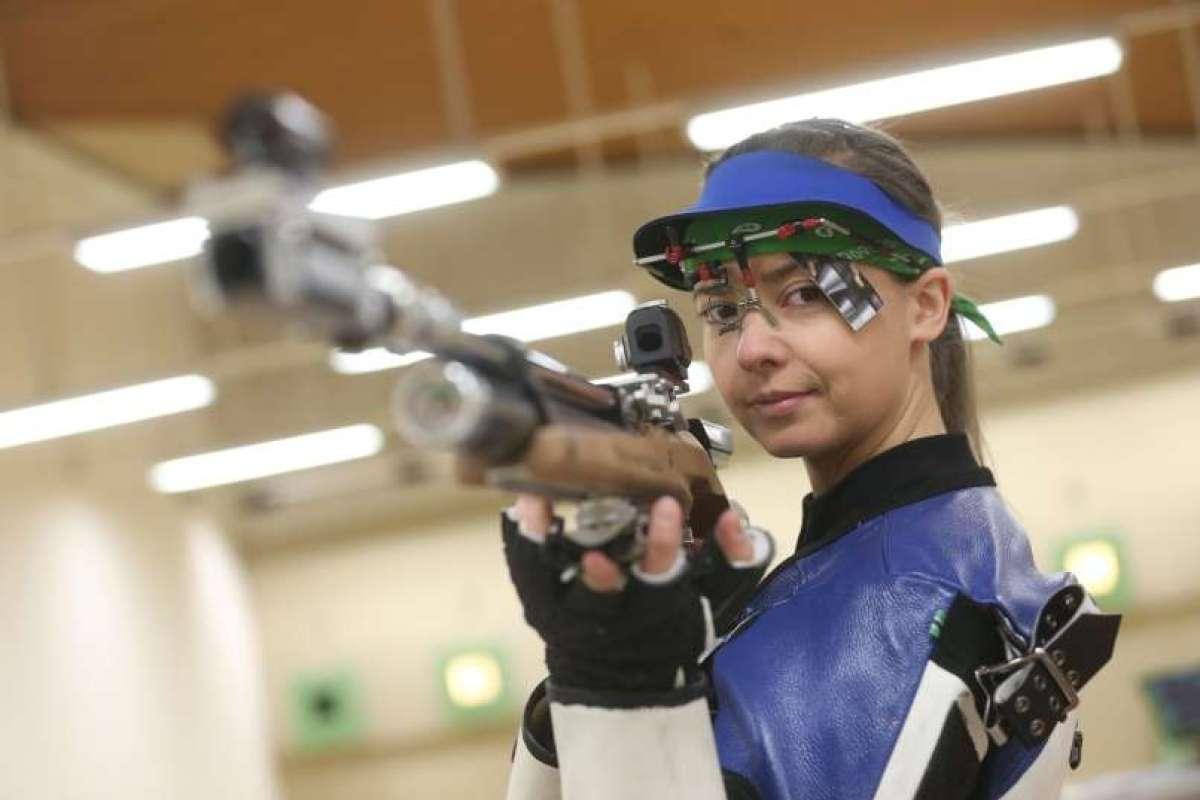 Strelka Živa Dvoršak je danes zasedla 11. mesto, s čimer je izenačila svoj olimpijski dosežek iz Londona.