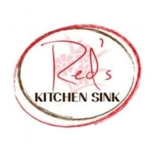 reds kitchen sink promo code 35 off