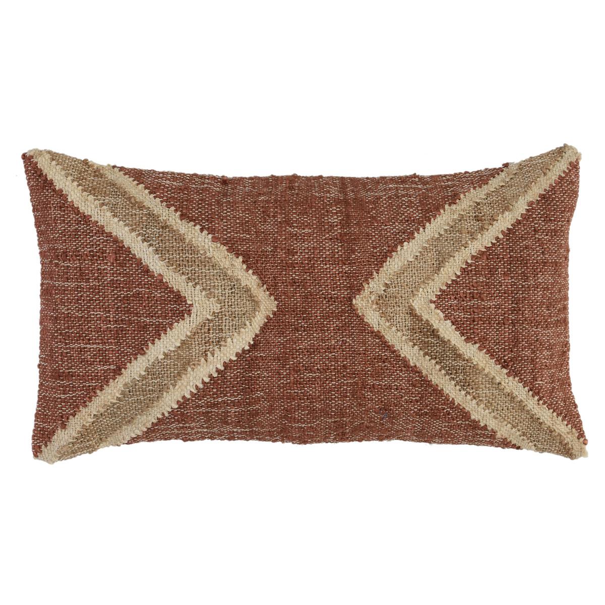 af mae antique copper 14x26 pillow by