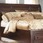 6 Piece Sleigh Bedroom Queen By Millennium By Ashley Pkg B697 77 Furniture Mall Of Kansas